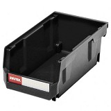 SHUTER Heavy Duty Storage Hang Bins [HB-220] - Black - Box Perkakas